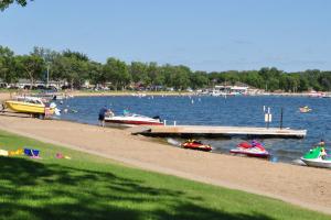 The Beach at Detroit lakes
